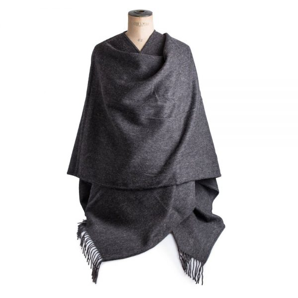 Lambswool Meditation wrap