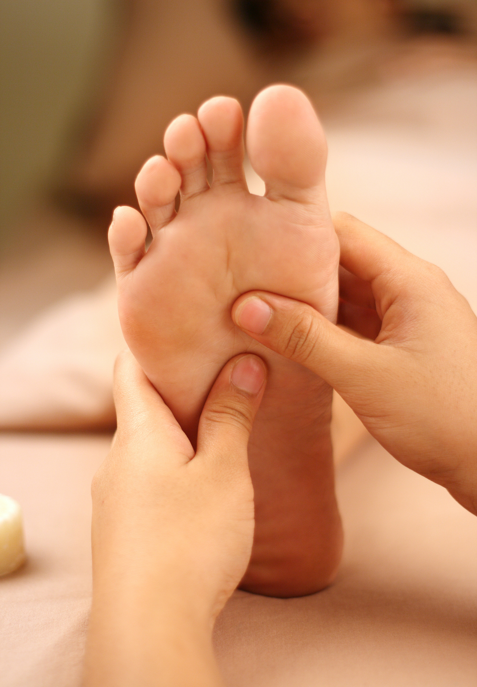 Integrative Reflexology Certification Crozet Va Cultivating